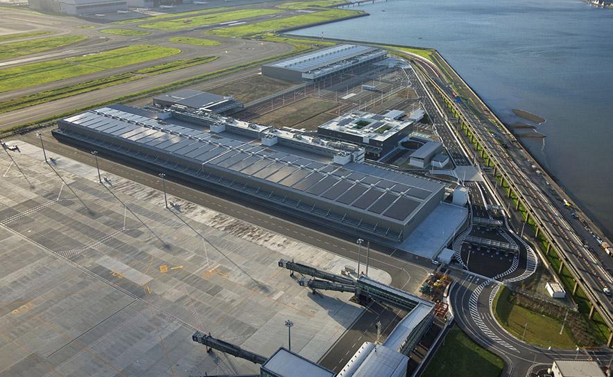 東京国際エアカーゴターミナル