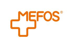 株式会社メフォス ロゴ